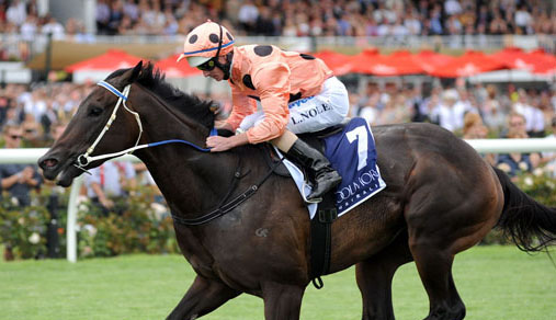 Get Even Money About Black Caviar & Usain Bolt UK Double